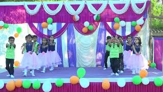 Shalala by kids song .new sun shine english medium school lodava