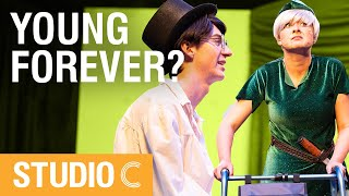 Peter Pan is Too Old to Fly - Studio C