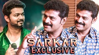 What Thalapathy Fans can Expect from Vijay's SARKAR? - Prem Kumar Reveals!