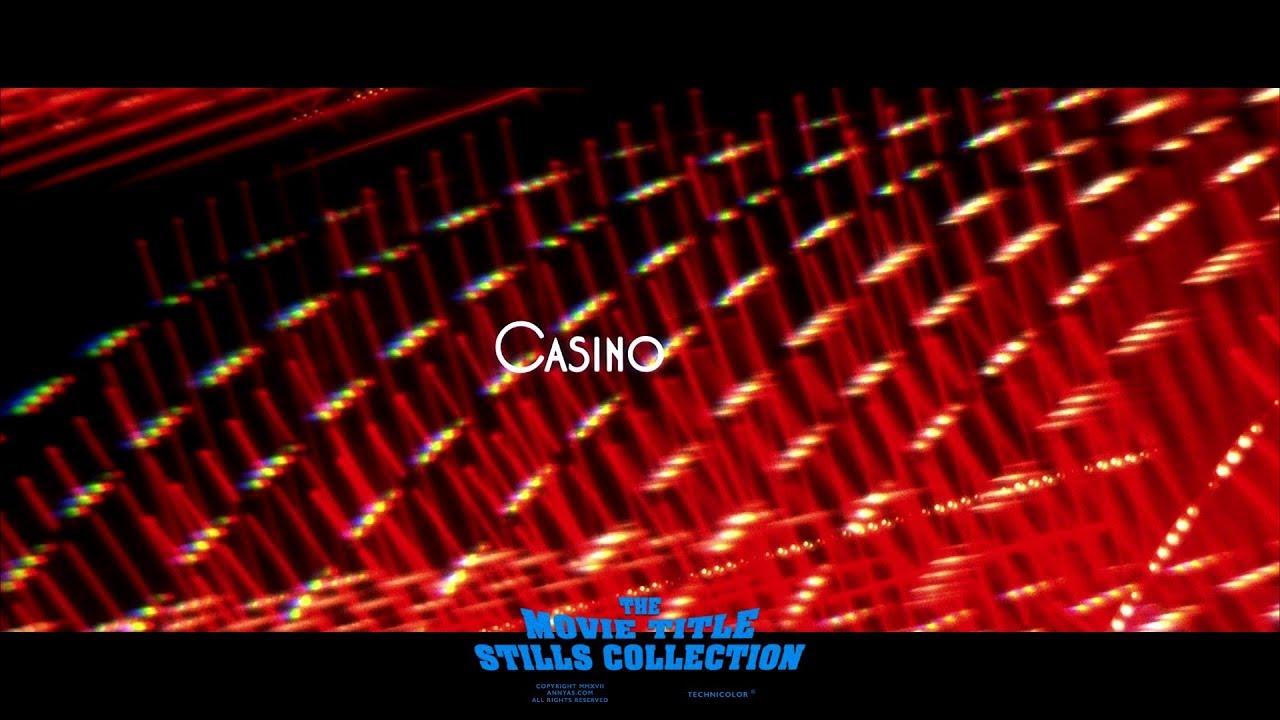 Saul bass casino games insaniquarium 2