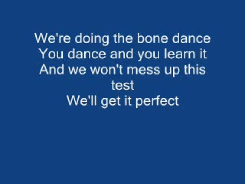 Hannah Montana/ Miley Cyrus - Bone Dance (lyrics)
