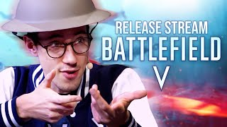 Offizieller Battlefield V Realease Stream