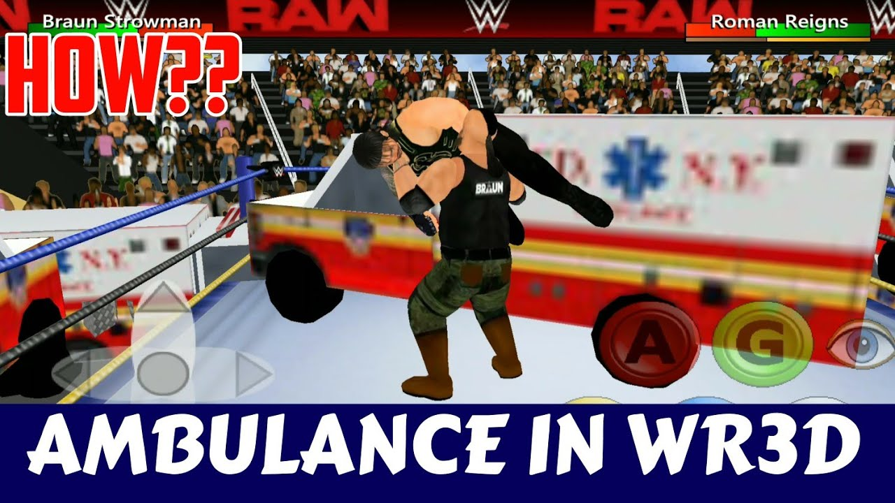 Wrestling revolution 3d download for android