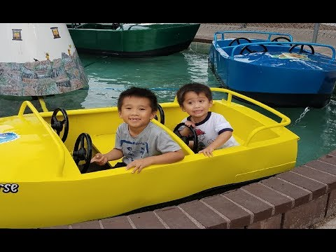 Menyuam having fun at Bay Beach Amusement Park! MPH123