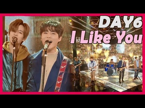 [Comeback Stage] DAY6 - I Like You, 데이식스 - 좋아합니다 20171209
