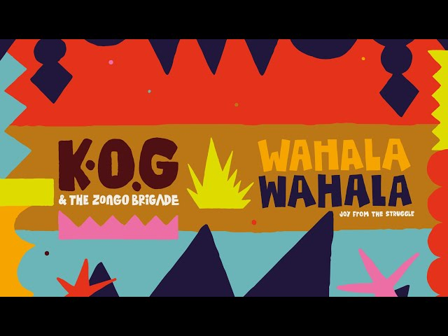 K.O.G & The Zongo Brigade - Mad Up (Official Audio)