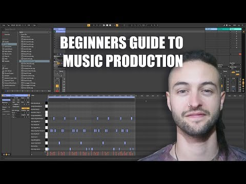 Beginners Guide to Music Production – 2018 (Improved)
