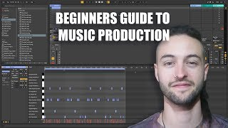 Download lagu Beginners Guide to Music Production - 2018 (Improved)