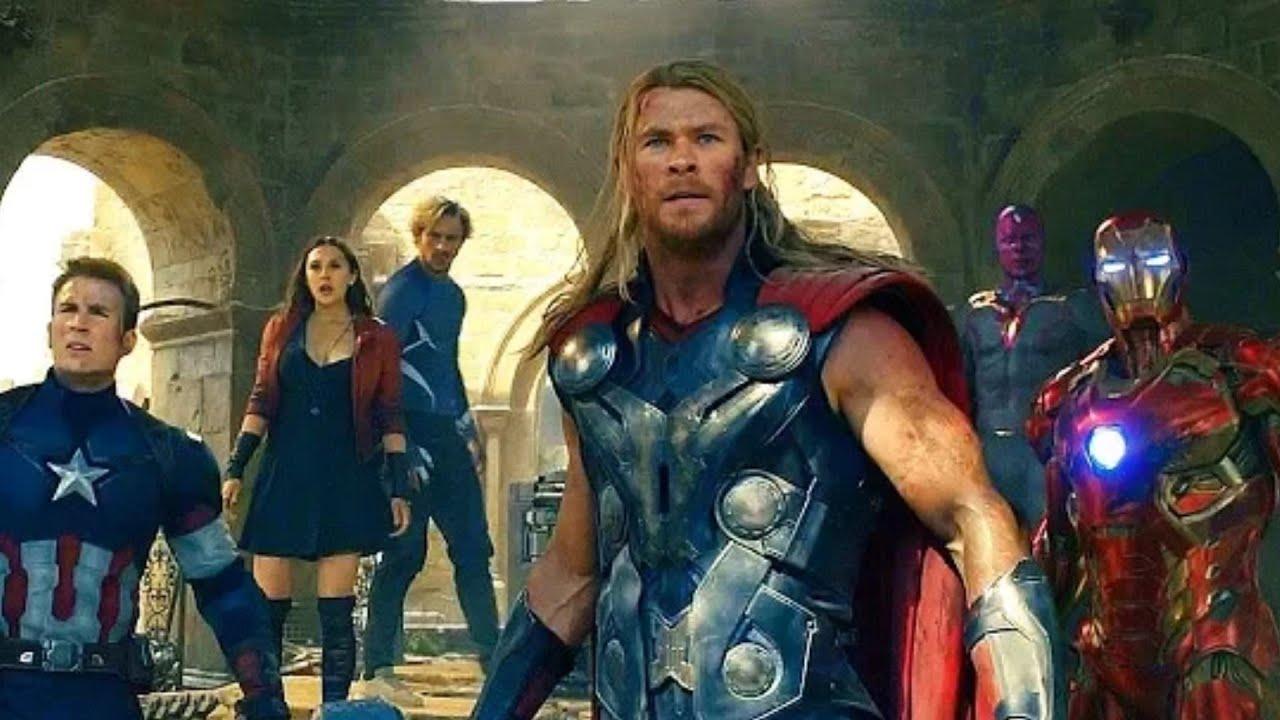 Download Avengers Vs Ultron Final Battle