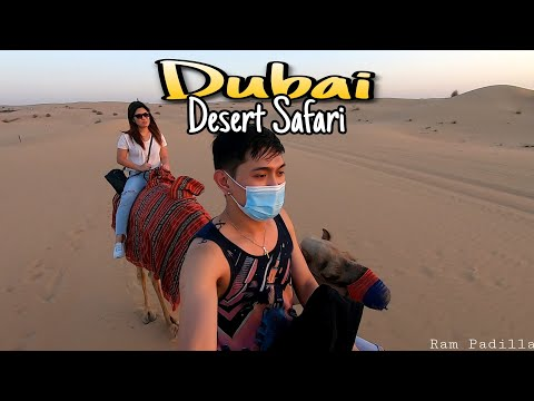 Dubai Desert Safari | Ram Padilla