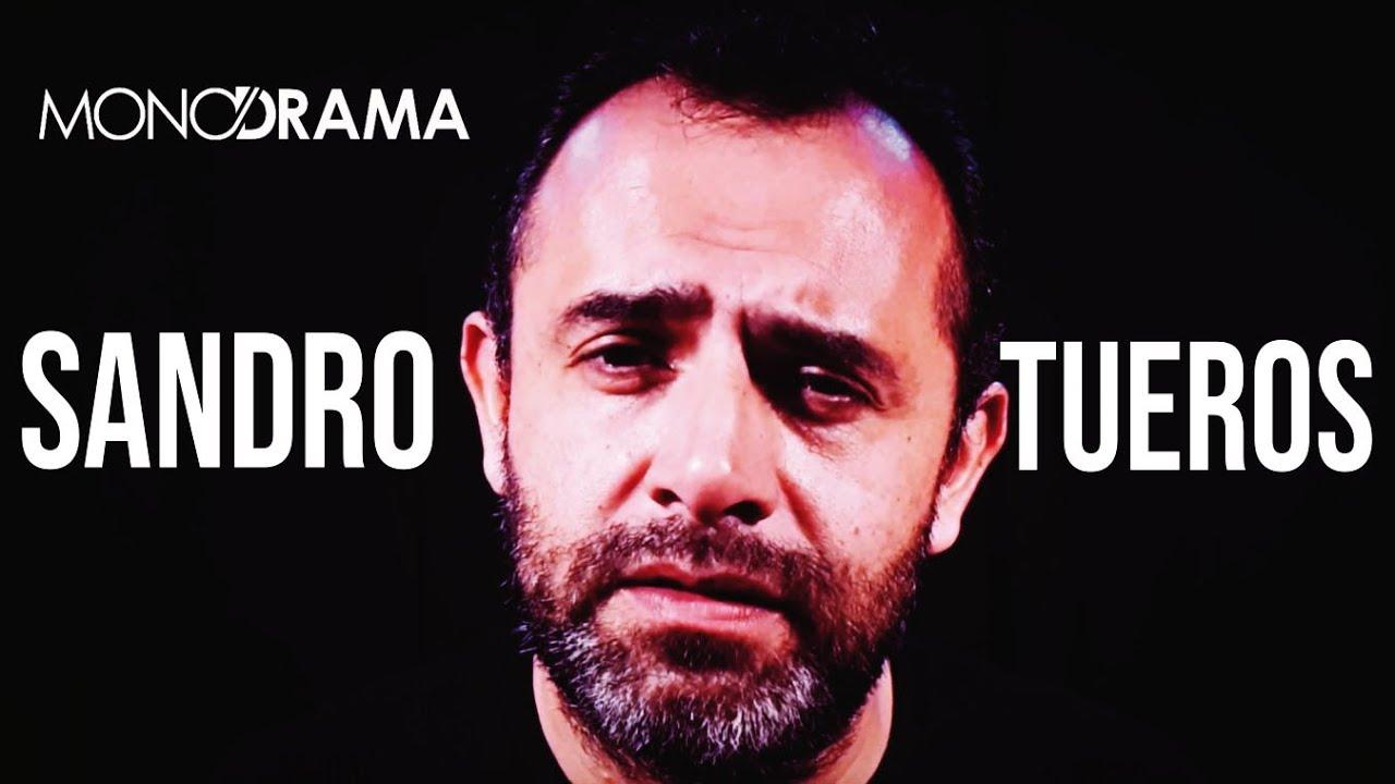 Sandro Tueros interpreta Julio Cortazar e Mario Benedetti