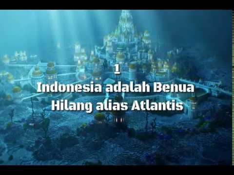 Peradaban Dunia Ternyata Berasal dari Indonesia, Teori Ini Buktinya
