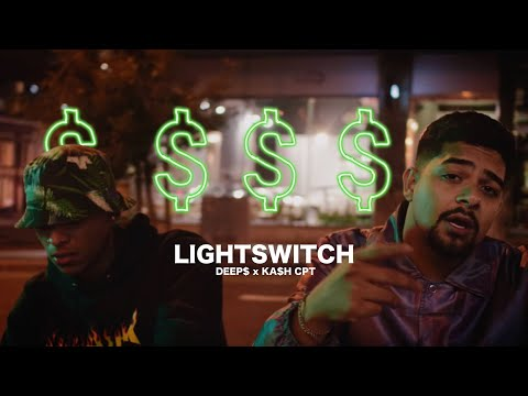 Lightswitch - DEEP$ x KA$H CPT (Official Music Video)