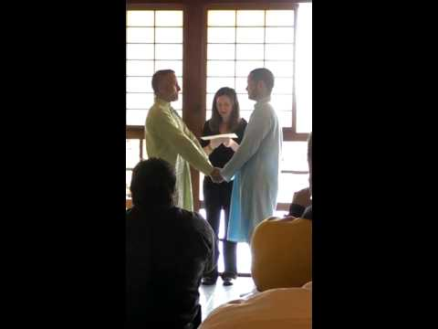 Michael Cooper and Vinh Ha wedding