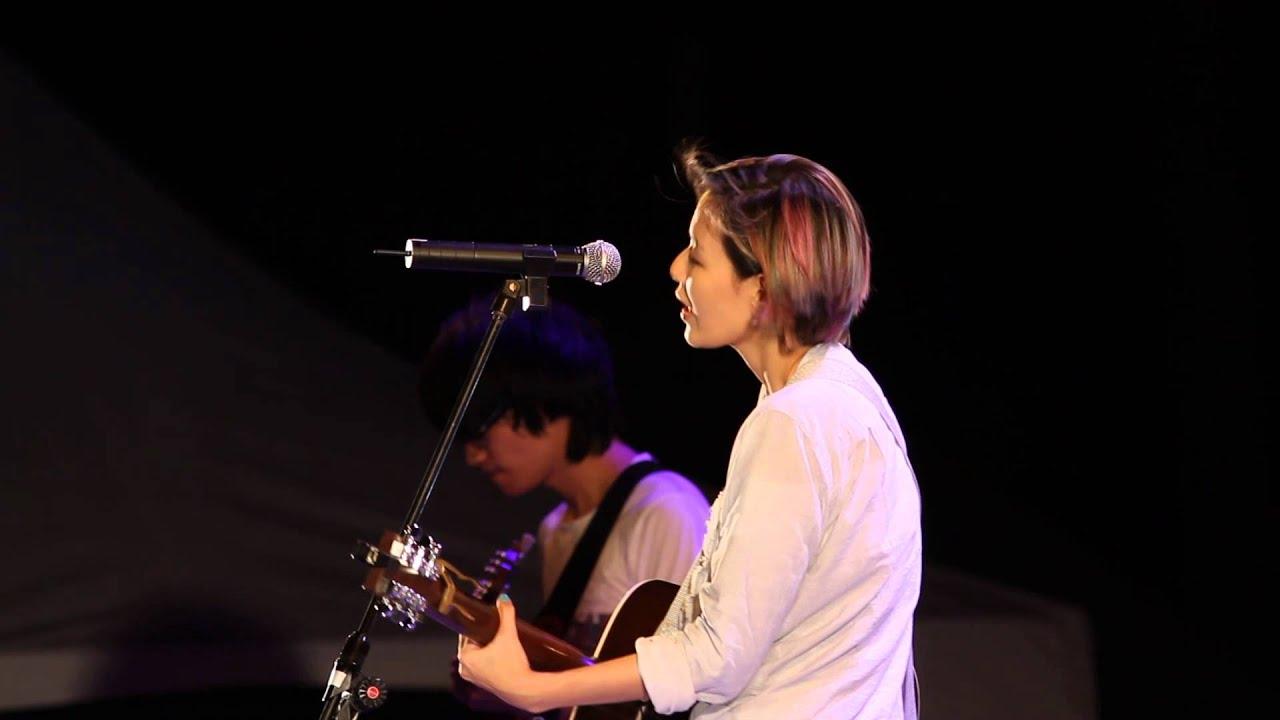 張懸_玫瑰色的你@夢夏季 2013中山校園演唱會 - YouTube