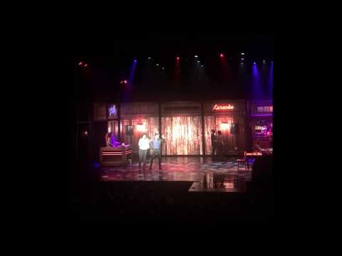 Dave Mantel & April Darby  - Karaoke Bar + I Have Nothing