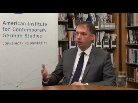 German Foreign and Security Policy with Niels Annen