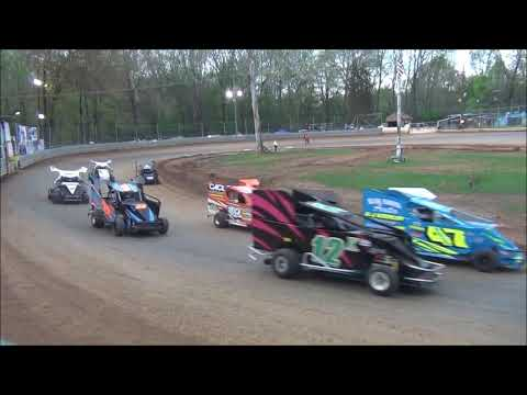 Senior Slingshot Heat Races Shellhammers Speedway 4/27/2019