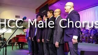 HCC Mens Chorus We Press On