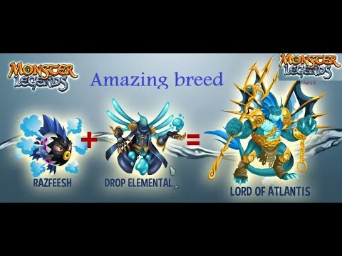 Monster Legend How To Breed (New)
