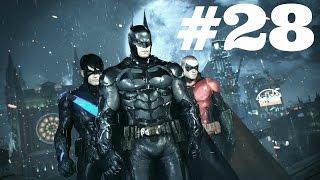 Batman Arkham Knight [PS4] Walkthrough Part 28 No Commentary Full HD 1080P