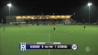 Ebreichsdorf vs Sturm Graz full match