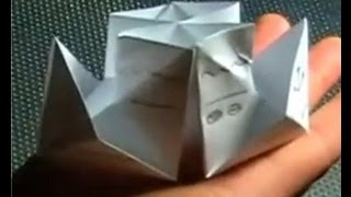 як зробити двопалубний кораблик з паперу