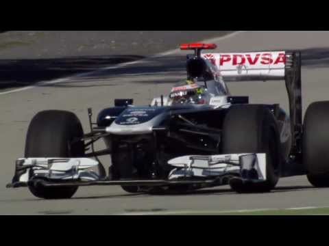 Williams F1 Team: 2013 FW35 Launch