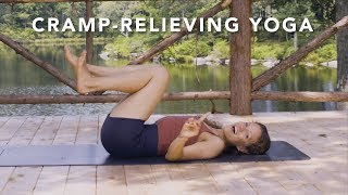 Yoga for menstrual cramps with Beth Cooke   Good Moves