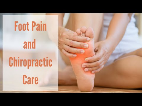 """Chiropractor Roswell Alpharetta """"Foot Pain and Chiropractic"""" Roswell Health & Injury center"""