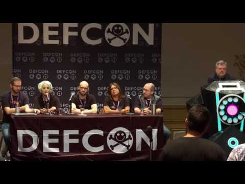 DEF CON 24 - Panel - Ask the EFF