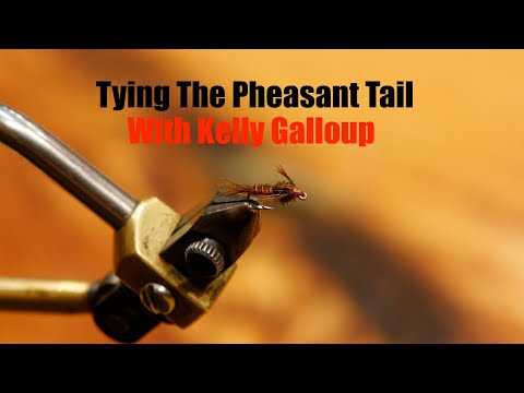 Tying The Pheasant Tail With Kelly Galloup