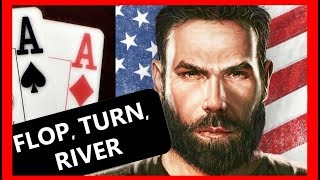 FLOP, TURN, RIVER (about Poker and Dan Bilzerian) - Thomas SK