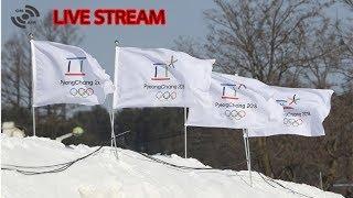 Men's Mass StartSemifinal 1 - Speed Skating Olympic Live