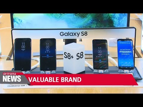 Samsung Electronics ranked fourth in Brand Finance Global 500 rankings