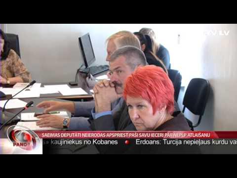 Deputāti neierodas apspriest savu ieceri par NEPLP atlaišanu