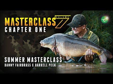 Korda Masterclass Vol 7: Summer Carp Fishing | Danny Fairbrass & Darrell Peck