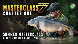Korda Masterclass Vol 7 Summer Carp Fishing Danny Fairbrass Darrell Peck
