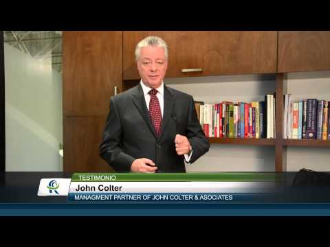 Mr. John Colter talks about RHDiseño Organizacional