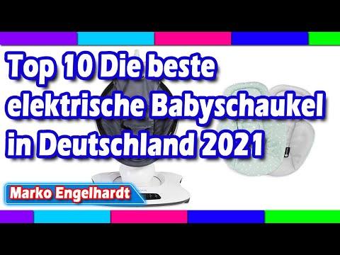 Die Beste Elektrische Babyschaukel In Deutschland 2020