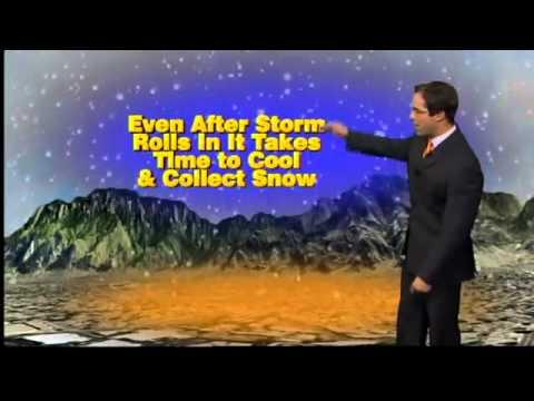 Mark Ronchetti KRQE Weather Forecast 10-27-11