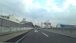 名古屋高速4号東海線:山王JCT → 東海JCT出口【HD車載動画】