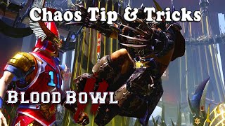 Chaos Coaching : Starting Lineup, Tips & Tricks [Blood Bowl 2]