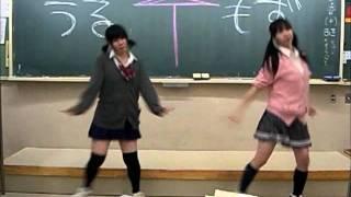 Repeat youtube video 【うるもず】Ochame Kinouおちゃめ機能を踊ってみた