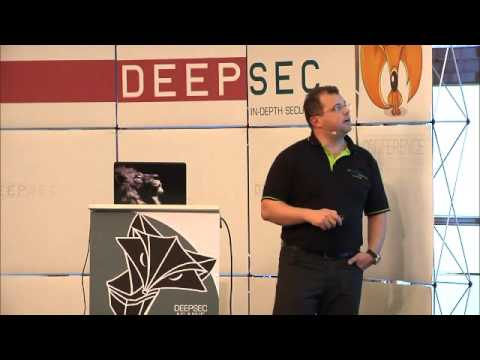 [DS15] Visualizing Wi Fi Packets the Hacker's Way - Milan Gabor