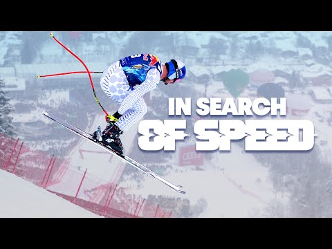 Dominik Paris Chases Glory At The Hahnenkamm Downhill In Austria