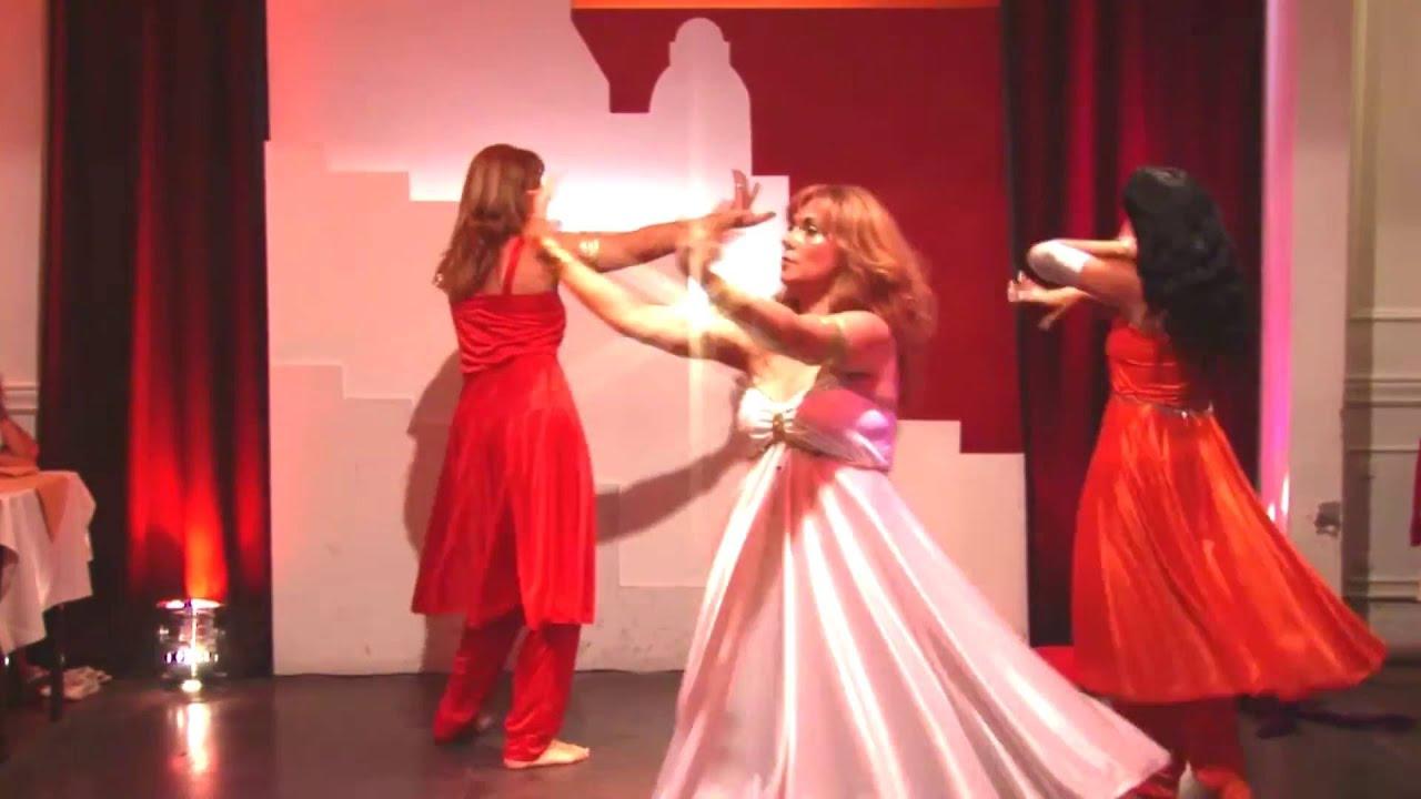 The Matrix - Navras (Juno Reactor vs. Don Davis) - Devi Dhyani Sacred Dance At The Greek 8