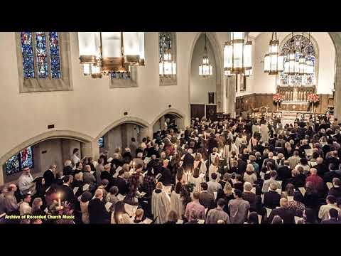 "Magnificat ""Dallas Service"" (Howells): Church Of The Incarnation Dallas 2017 (Scott Dettra)"