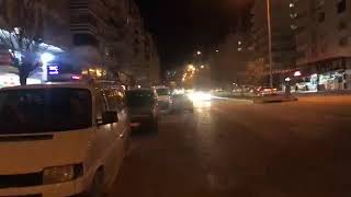 Gaziantep/Nizipte deprem 24.01.2020
