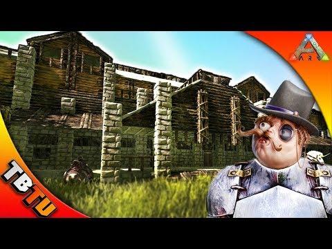 BUILDING A FANCY HOUSE! ARK ARGENTAVIS BREEDING! Vanilla Ark Survival Evolved E5